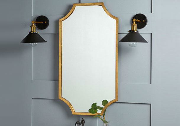 Shop Traditional & Transitional Mirrors
