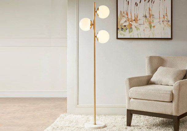 Modern & Contemporary Floor Lamps