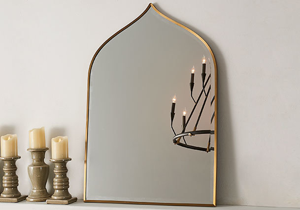 Uniquely Shaped Mirrors