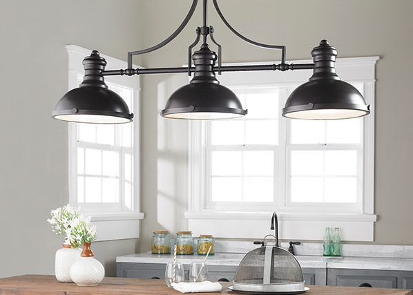 How To Choose & Style a Kitchen Chandelier