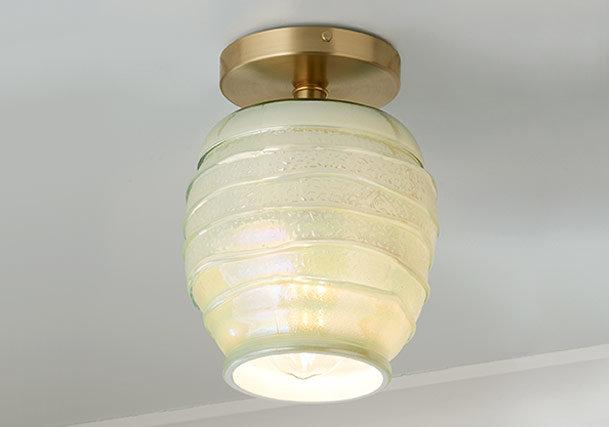 Exclusive pendant light