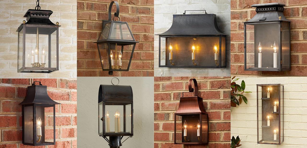Shop Colonial Metalcrafts Outdoor Lights