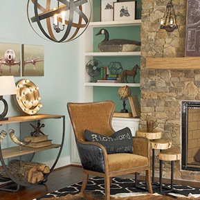 Rustic Inspired Style