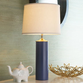 Solid Color Table Lamps