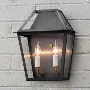New Outdoor Lights